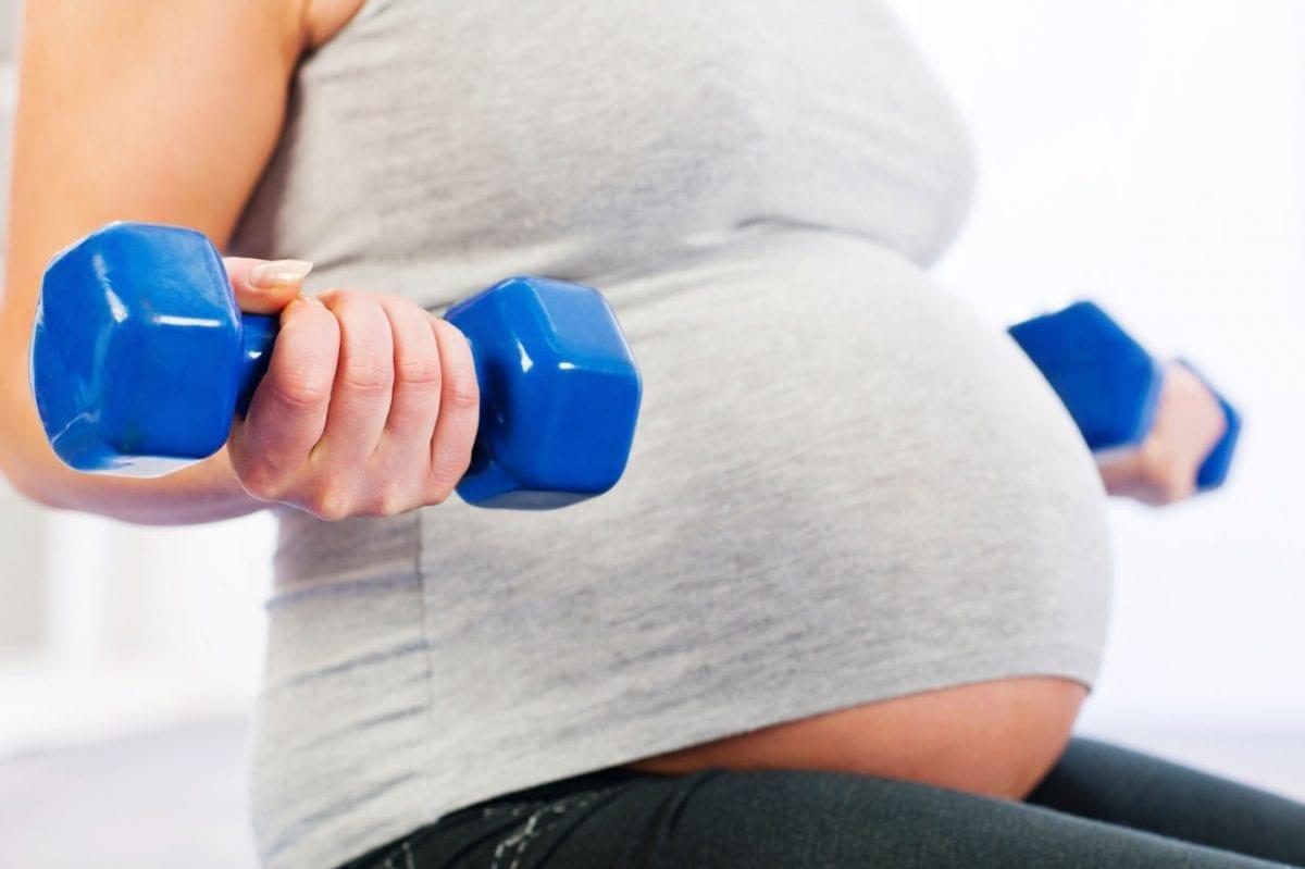 gravidez atividade fisica