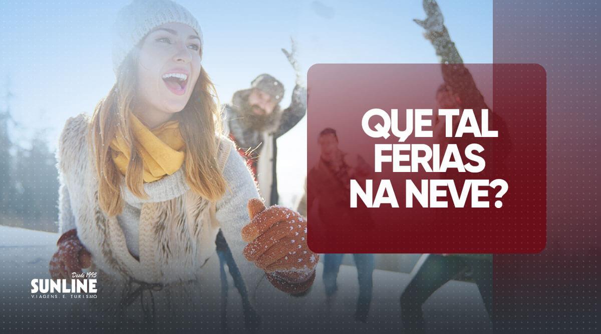 Destinos para aproveitar a neve na América do Sul
