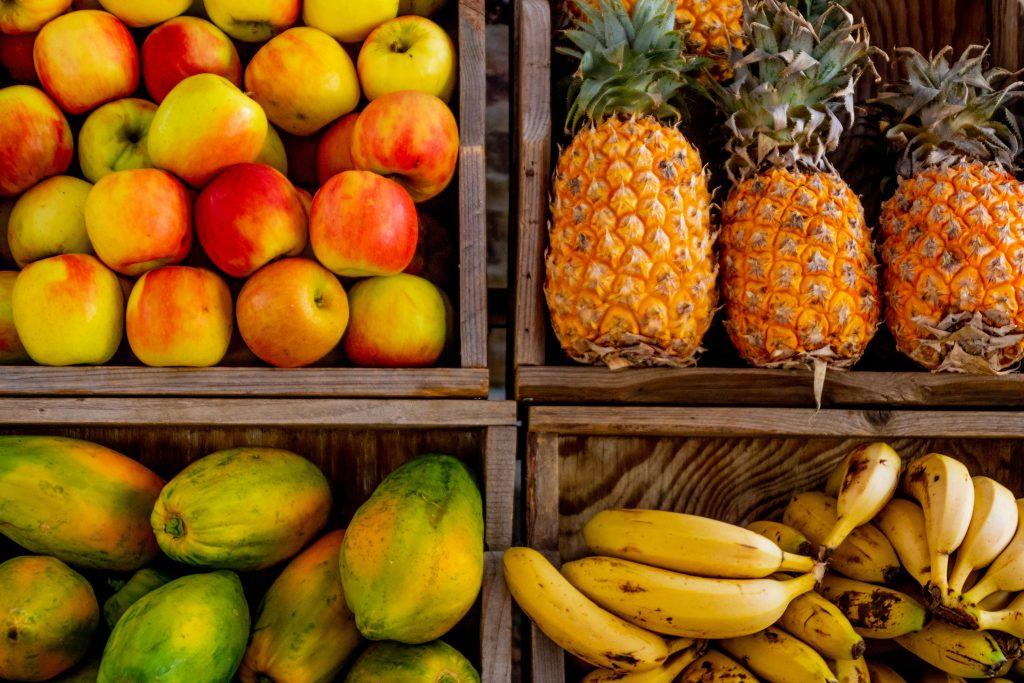 Frutas para uma Alimentação Fit