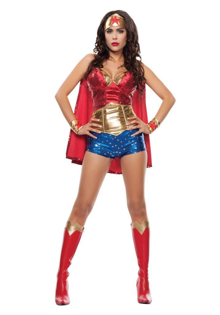 pls halloween wonderwoman